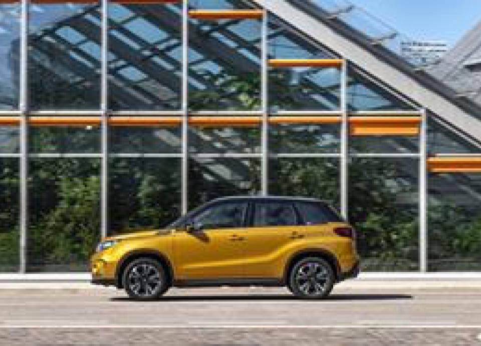 Suzuki 2020 promocja Wojtanowicz